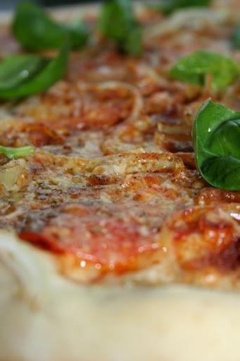 Pizza - ciasto tradycyjne