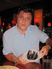 The only way to eat mussels at the Sierra Grille