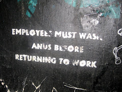 Thorough hygiene for employees is encouraged at Hugo's Bar on Pleasant Street.