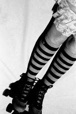 The UnLibrarian LOVES roller skates!