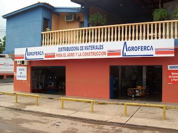 AGROFER, C.A CARRETERA LARA ZULIA SECTOR EL VENADO EDO ZULIA VENEZUELA