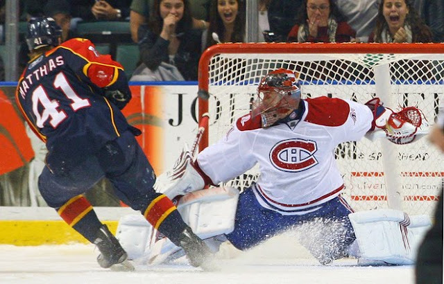Canadiens-Panthers: Habs Stuck in the Sand in Florida