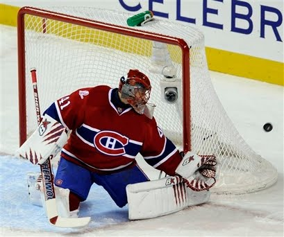 Bruins-Canadiens: Habs Shutout at Home for Fourth Time