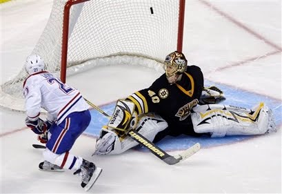 Canadiens-Bruins: Gionta's Shootout Winner Extends Bruins' Skid