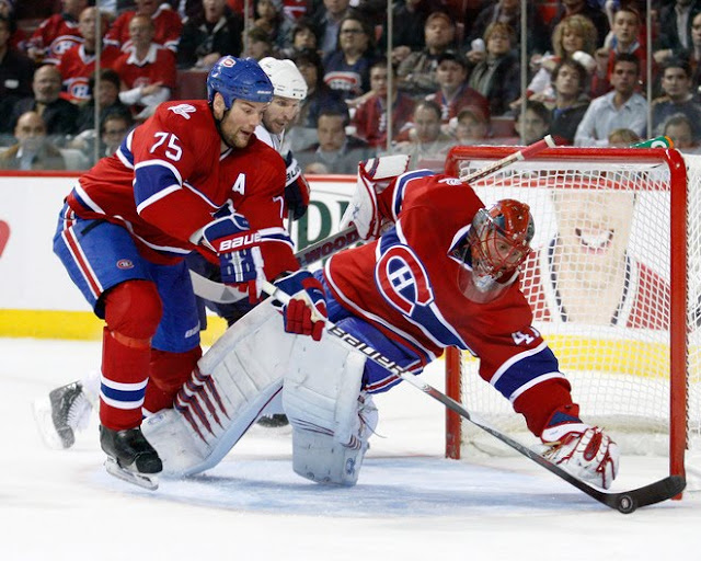 Capitals-Canadiens: Habs Tie Series, Heading to D.C.