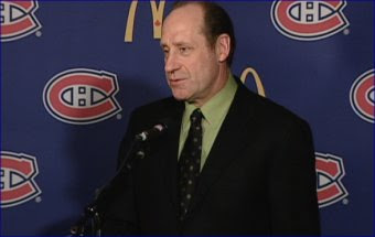 Habs, Gainey not discussing trade for Gaborik