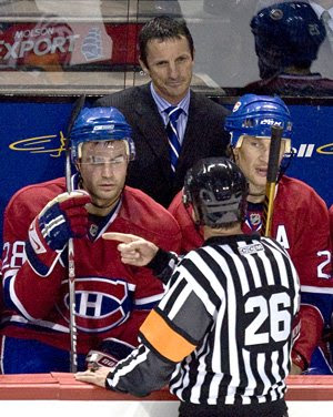 "Carbonneau: ""Blows to the head shouldn't be part of hockey"""