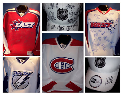 Montreal Draft Tweetup: Prizes from the NHL Foundation