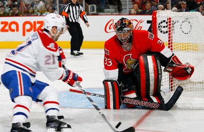 Canadiens-Senators: Habs Keep Shots Down but not Goals