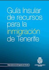 GUÍA Insular de Recursos para la INMIGRACIÓN de Tenerife - OBITEN