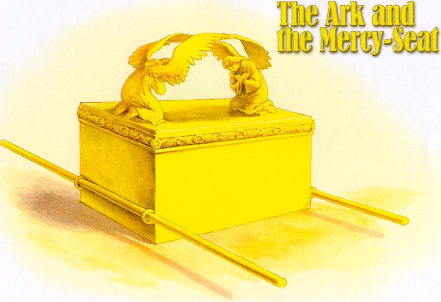 What is the mercy seat? - Bible Questions Answered