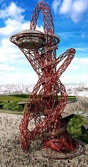 Londyn Wieża Orbit