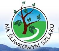 Na Śliwkowym Szlaku Logo Małopolska