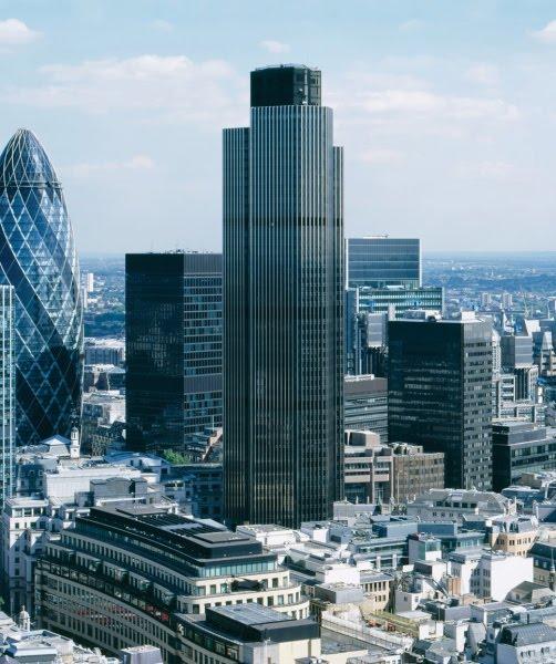 Zwiedzanie Tower 42 w londyńskim City