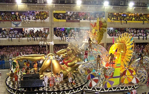Karnawał Rio de Janeiro