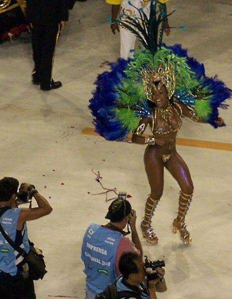 Karnawał Rio de Janeiro Relacja
