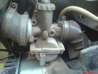 karburator berembun