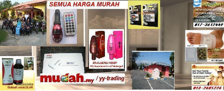 PROMOSI TERHEBAT!! SEMUA BARANG MURAH!!