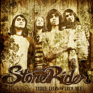 StoneRider - Three Legs Of Trouble