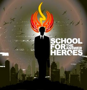 School For Heroes - The Answer (EP)