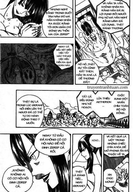 TruyenHay.Com - Ảnh 18 - Fairy Tail Chap 102