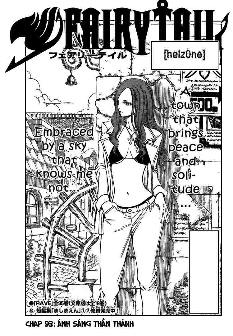 Fairy Tail chap 93 page 1 - IZTruyenTranh.com