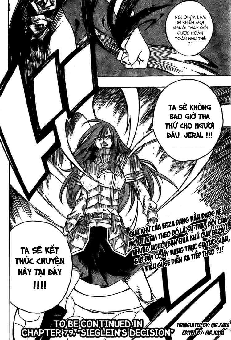 Fairy Tail chap 78 page 20 - IZTruyenTranh.com