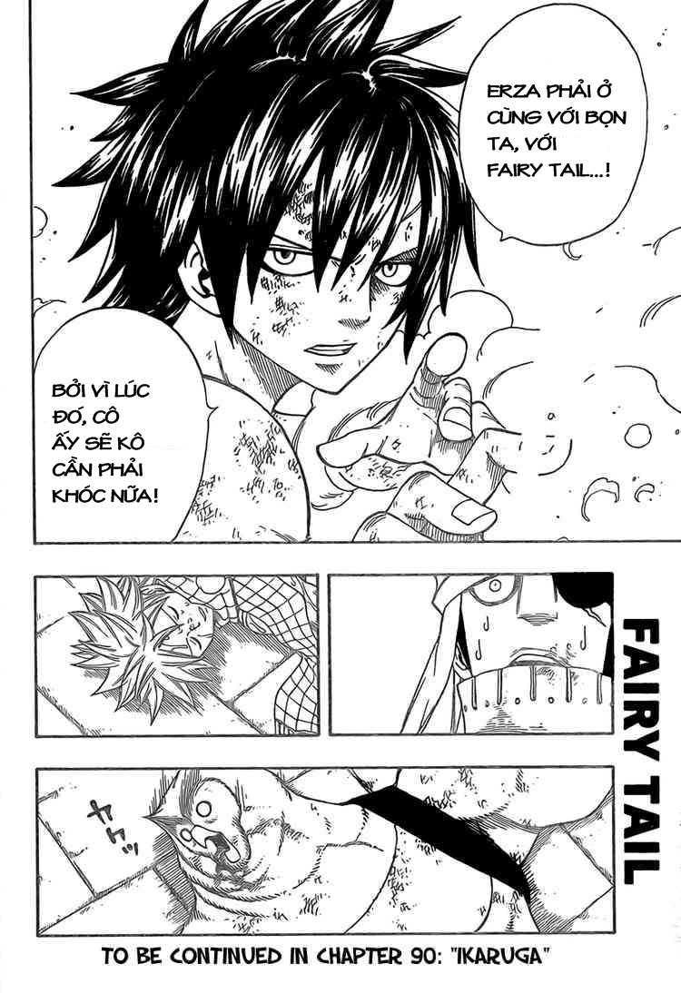 Fairy Tail chap 89 page 20 - IZTruyenTranh.com
