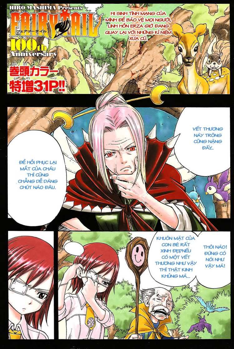 Fairy Tail chap 100 page 2 - IZTruyenTranh.com