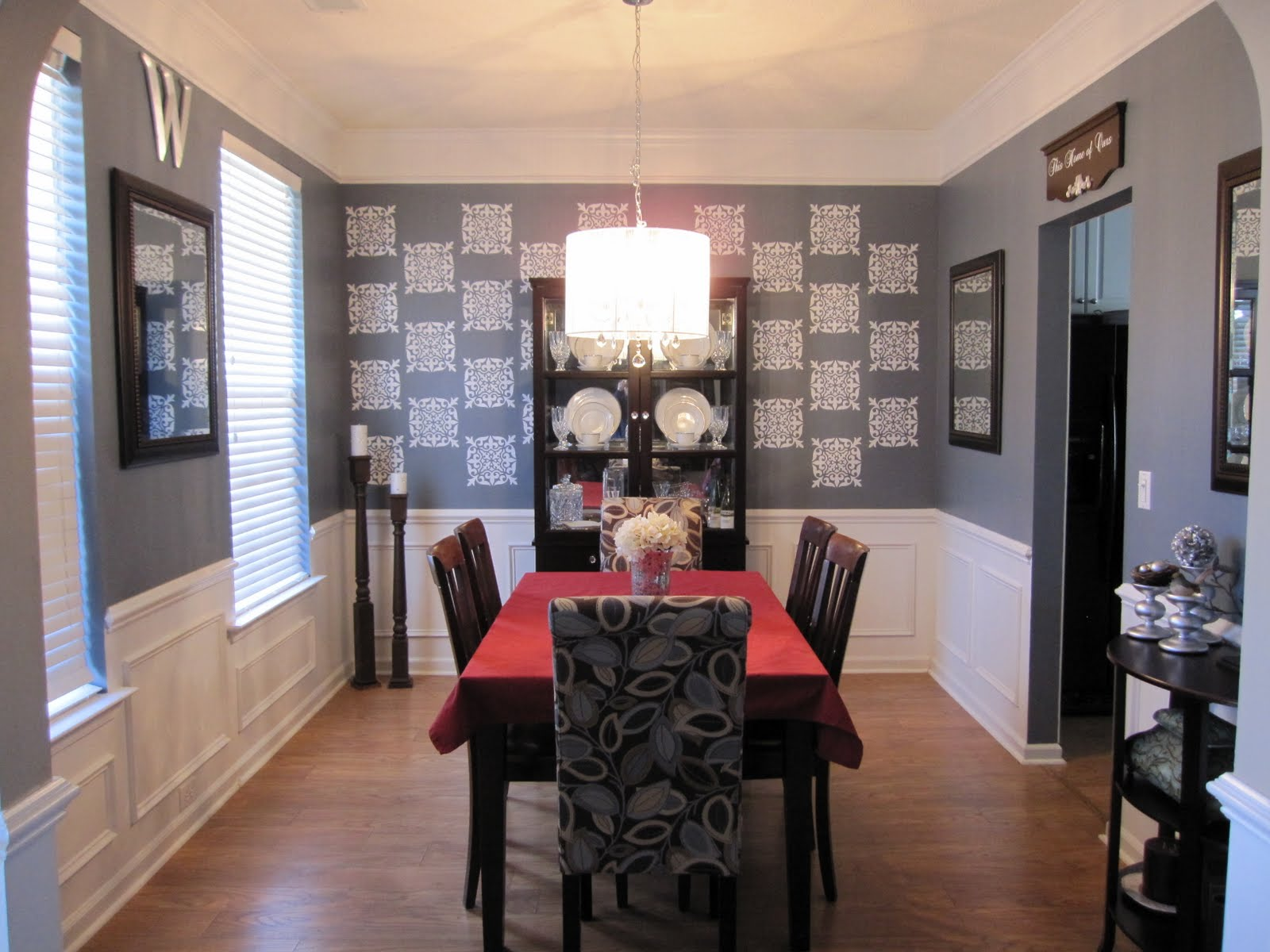 Dining Room Makeover ! | This Home of Ours