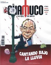3er aniversario del Chamuco