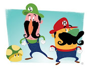 Here's a lil' Mario, Luigi action. :D. Posted 18th December 2010 by kartoon .