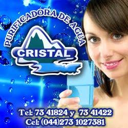 Purificadora de Agua CRISTAL