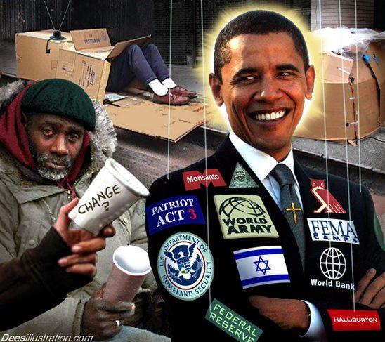 dees illustrations change obama