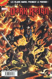 Chronique comics: Dark Reign # 2