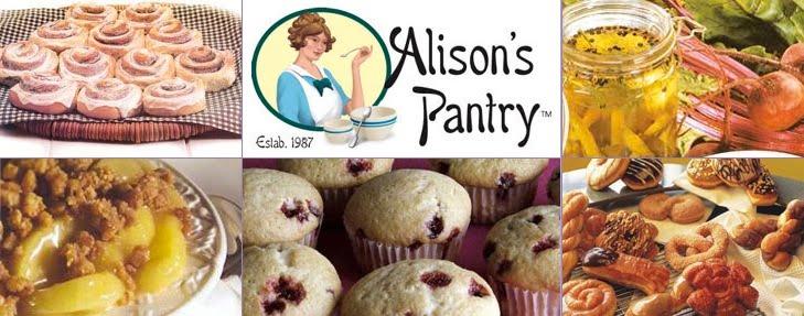 Alison's Pantry