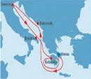 Cruceros Mediterráneo Pullmantur