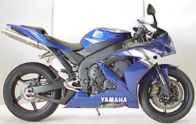 TOP 10 FASTEST MOTORCYCLE-Yamaha YZF R1