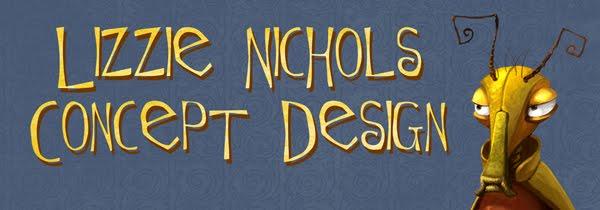 Lizzie Nichols Concept Design