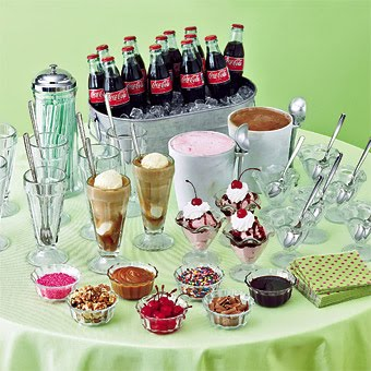 Ice+cream+topping+bar