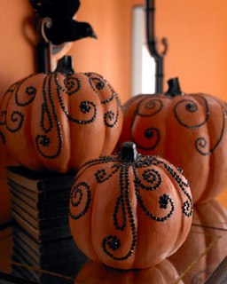 Tacked Pumpkins