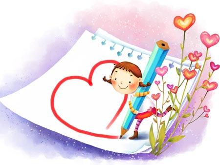 imagenes de san valentin de amor. Cartas De San Valentin.