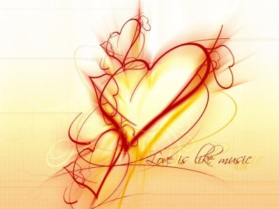 amor backgrounds. corazones y amor