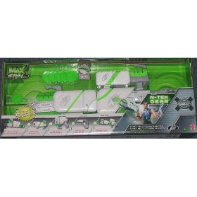 Max Steel Multi Gear Blaster Toy