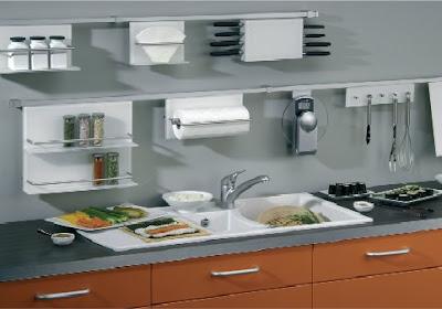 Lineros accesorios murales para la cocina reformas guaita - Murales para cocinas ...