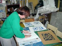 taller de Grabado y serigrafia
