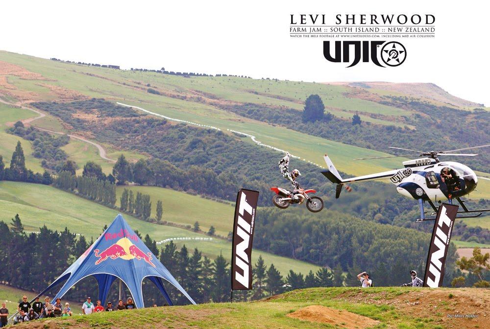 Unit - Levi Sherwood Advert | Southern Freerider's Blog