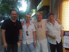 SERGIO Y JAIME ASÚA, ANTONIO GARCÍA DE DIEGO Y JOSÉ ANTONIO ROMERO