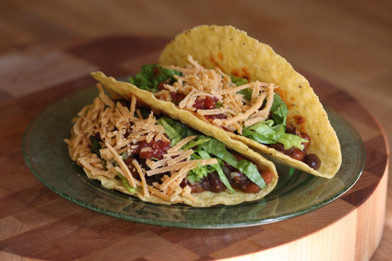 Super-Quick, Vegan Tacos