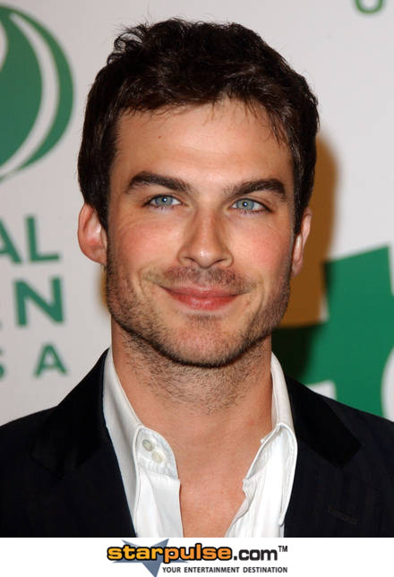 Here Is A Little Trivia About My Love  Ian Somerhalder
